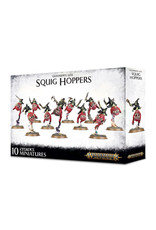 Age of Sigmar GLOOMSPITE GITZ SQUIG HOPPERS