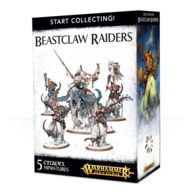 Age of Sigmar START COLLECTING! BEASTCLAW RAIDERS