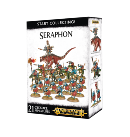 Age of Sigmar START COLLECTING! SERAPHON