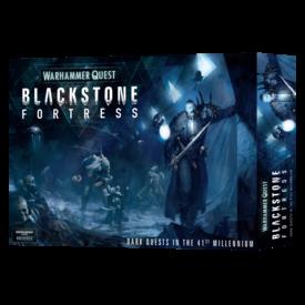 Warhammer Quest WARHAMMER QUEST: BLACKSTONE FORTRESS ENG