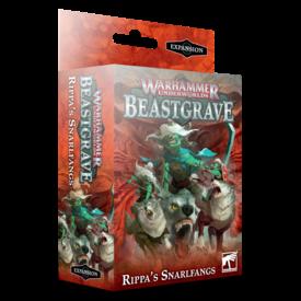Warhammer Underworlds WARHAMMER UNDERWORLDS: RIPPA'S SNARLFANGS (ENG)