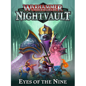 Warhammer Underworlds WARHAMMER UNDERWORLDS: THE EYES OF THE NINE ENG