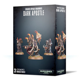 Warhammer 40k CHAOS SPACE MARINES DARK APOSTLE