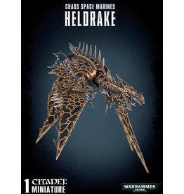 Warhammer 40k CHAOS SPACE MARINES HELDRAKE