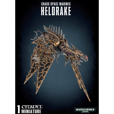 CHAOS SPACE MARINES HELDRAKE