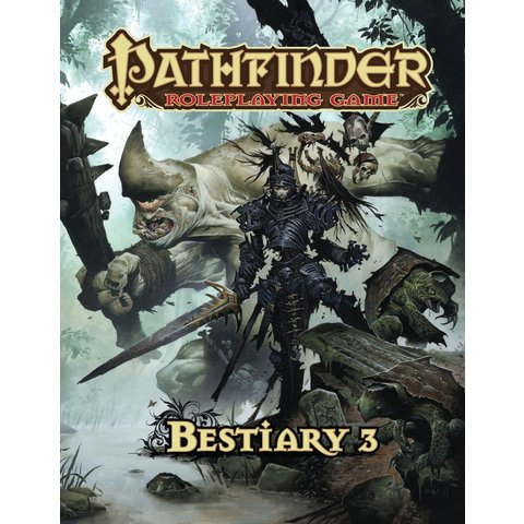 PATHFINDER RPG: BESTIARY 3