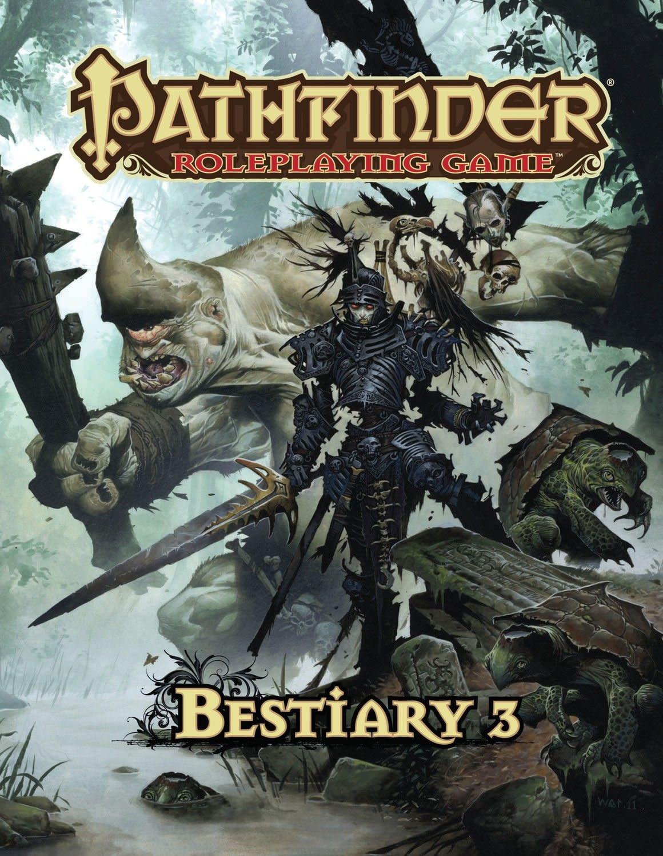Paizo PATHFINDER RPG: BESTIARY 3