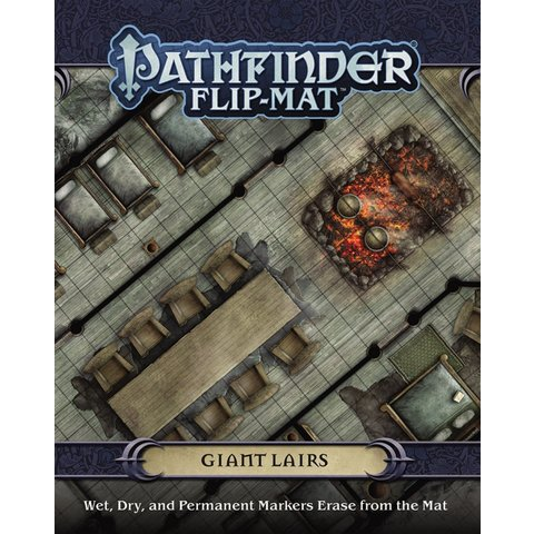 PF FLIP-MAT: GIANT LAIRS
