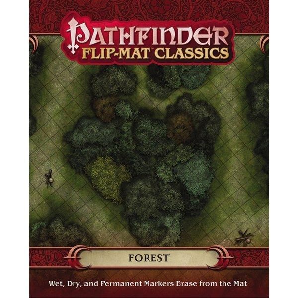 Paizo PF FLIP-MAT CLASSICS: FOREST