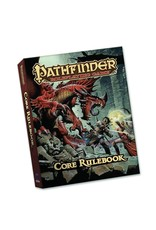 Paizo PATHFINDER RPG: CORE RULEBOOK POCKET EDITION