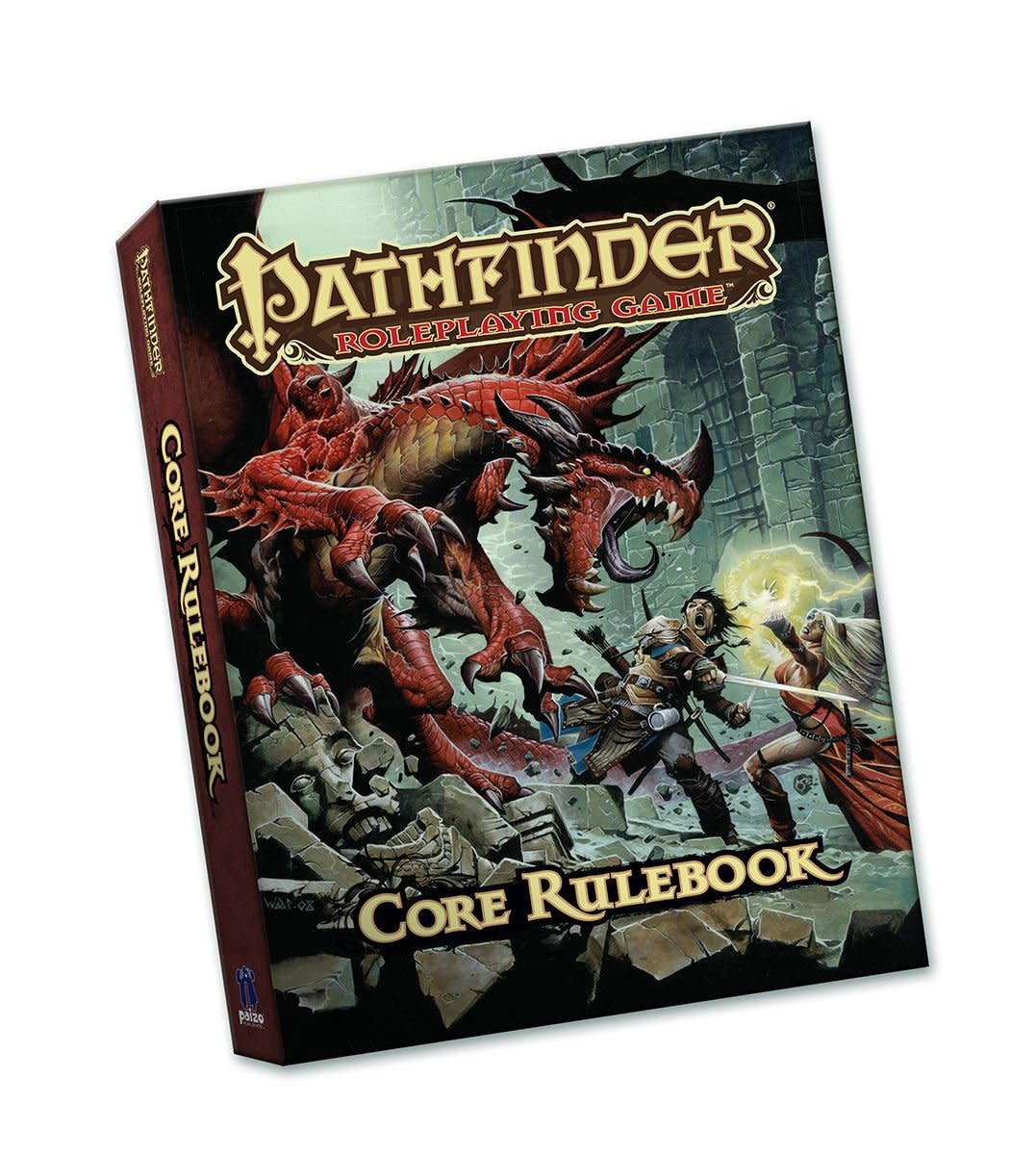 Paizo PATHFINDER RPG: CORE RULEBOOK POCKET EDITION