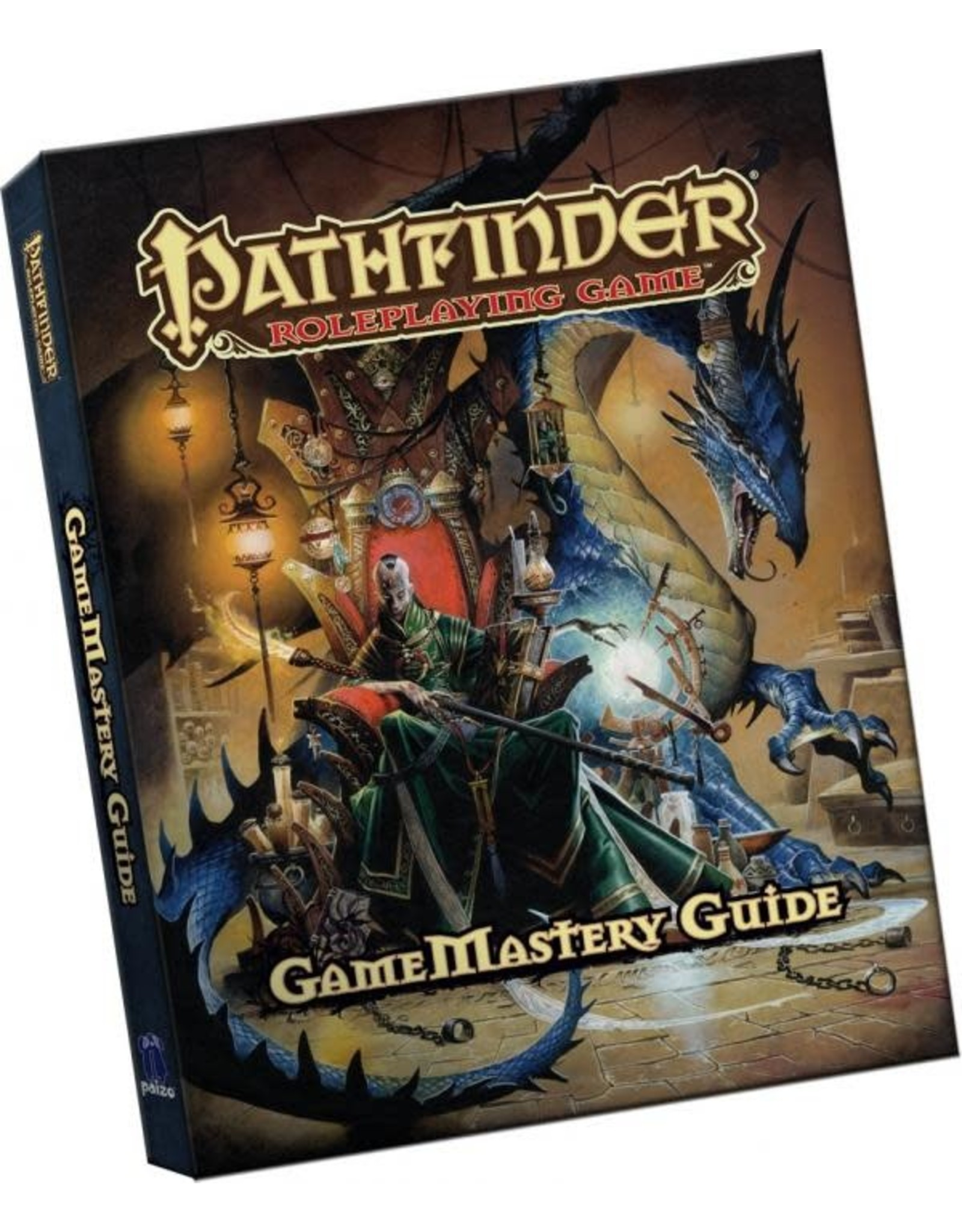 Paizo PATHFINDER RPG: GM GUIDE POCKET EDITION