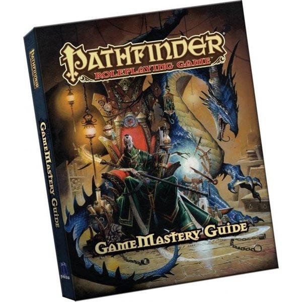 Paizo PATHFINDER RPG: GM GUIDE POCKET EDITION