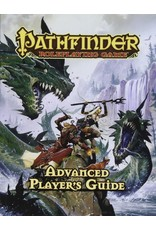 Paizo PATHFINDER RPG: ADVANCED PLAYER'S GUIDE POCKET ED.