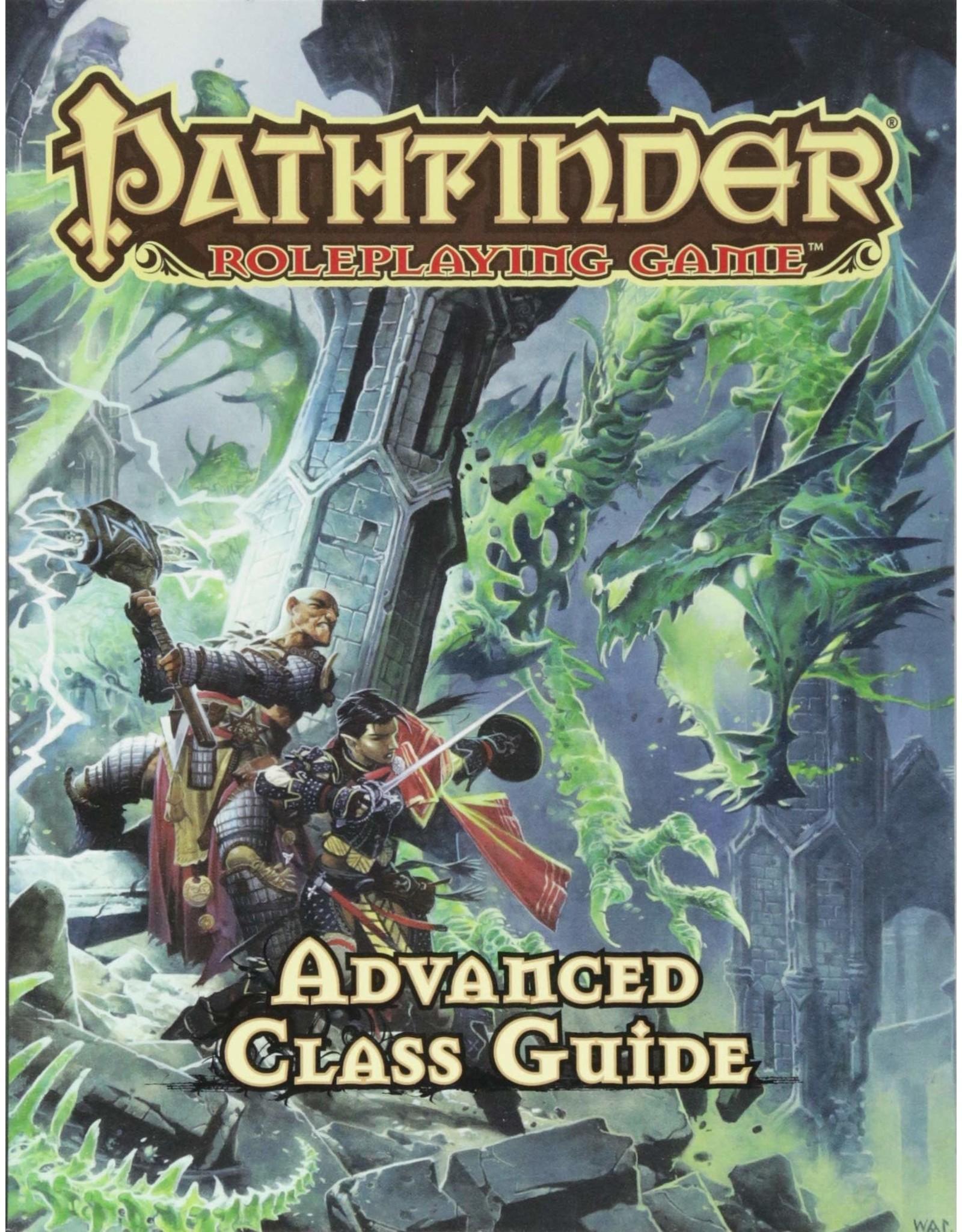Paizo PATHFINDER RPG: ADVANCED CLASS GUIDE POCKET ED.