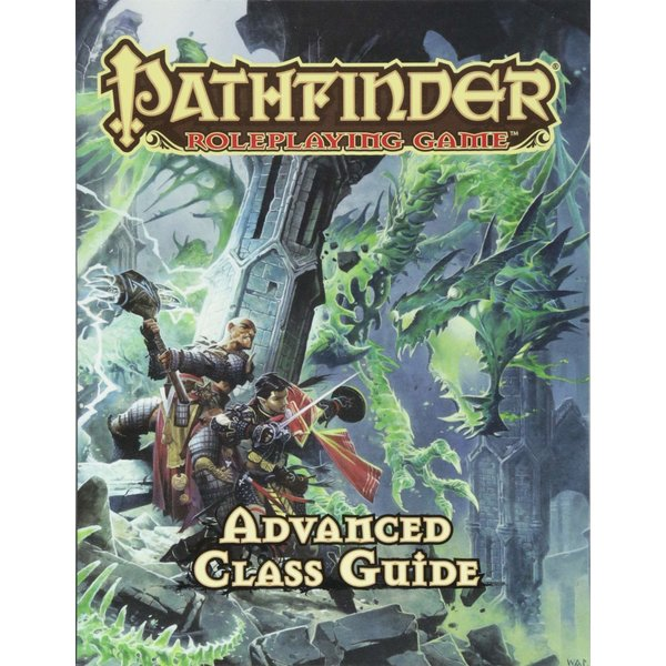 Paizo PATHFINDER RPG: ADVANCED CLASS GUIDE POCKET ED.