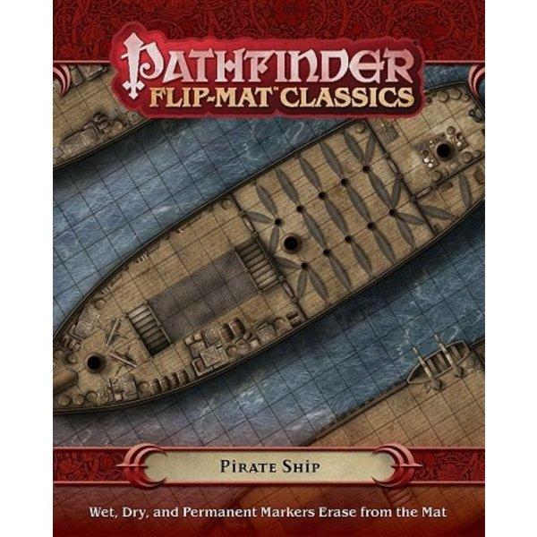 Paizo PF FLIP-MAT CLASSICS: PIRATE SHIP