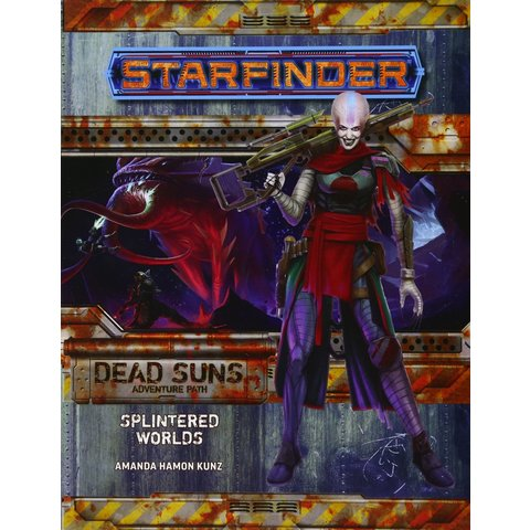 SF3 DEAD SUNS 3: SPLINTERED WORLDS
