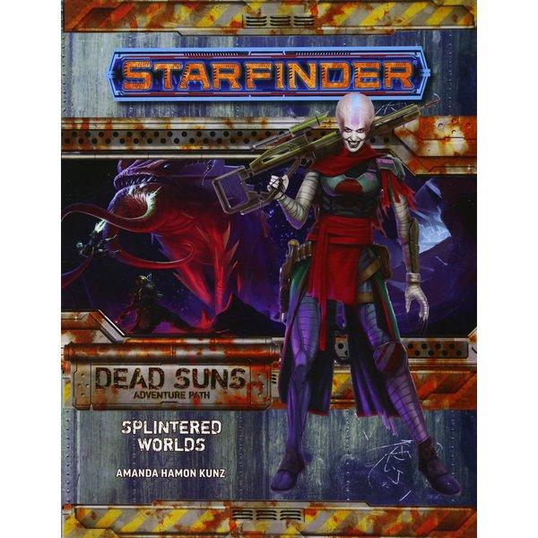 Paizo SF3 DEAD SUNS 3: SPLINTERED WORLDS