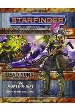 Paizo SF5 DEAD SUNS 5: THE THIRTEENTH GATE