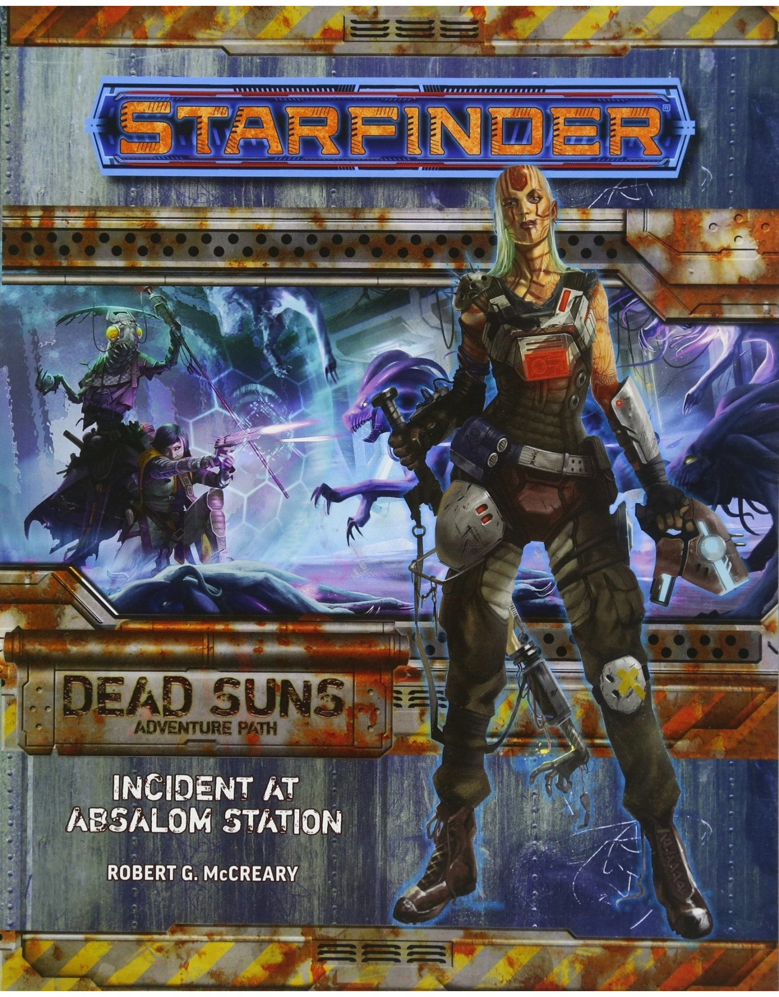 Paizo SF1 DEAD SUNS 1: INCIDENT AT ABSALOM STATION