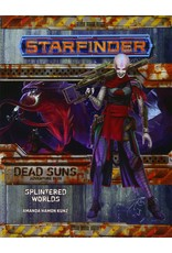 Paizo SF3 DEAD SUNS 3: SPLINTERED WORLDS