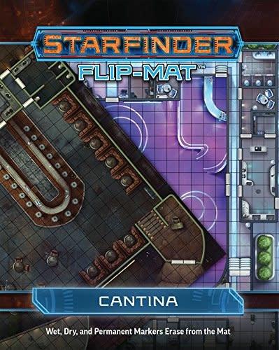 Paizo STARFINDER FLIP-MAT CANTINA