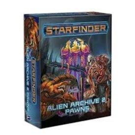 Paizo STARFINDER PAWNS: ALIEN ARCHIVE 2 PAWN BOX
