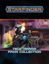 Paizo STARFINDER PAWNS: TECH TERRAIN PAWN COLLECTION