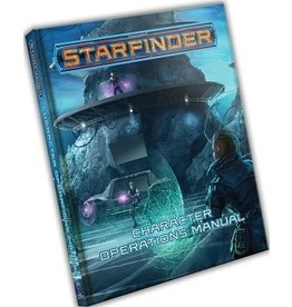 Paizo STARFINDER RPG CHARACTER OPERATIONS MANUAL HC