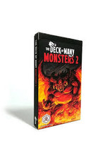 5e Reference Cards DECK OF MANY: MONSTERS 2