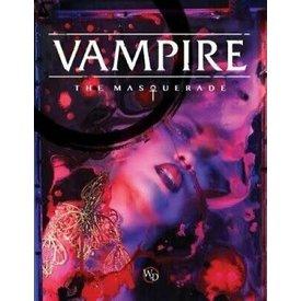 White wolf VAMPIRE: THE MASQUERADE 5TH ED HC