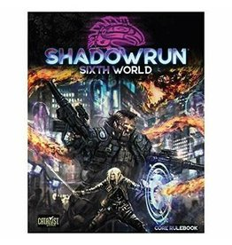 Catalyst Game Labs SHADOWRUN 6TH EDITION CORE RULEBOOK