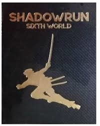 Catalyst Game Labs SHADOWRUN 6TH EDITION CORE RULEBOOK LIMITED ED