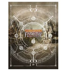 Games Workshop WARHAMMER FANTASY RPG 4TH ED COLLECTORS EDITION
