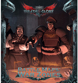 Games Workshop WARHAMMER 40K WRATH AND GLORY BATTLE MAP