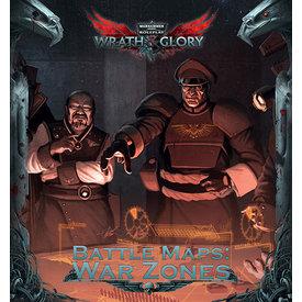 Games Workshop WARHAMMER 40K WRATH AND GLORY BATTLE MAP