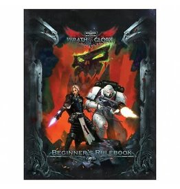 Games Workshop WARHAMMER 40K WRATH AND GLORY STARTER SET