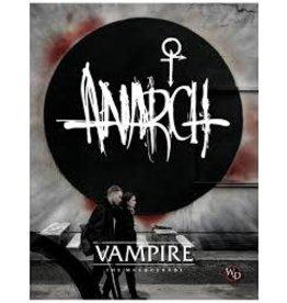 White wolf VAMPIRE: THE MASQUERADE: ANARCH HC