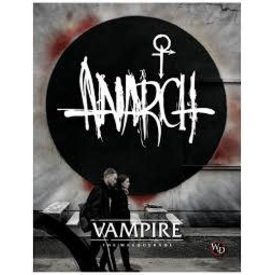 White wolf VAMPIRE: THE MASQUERADE: ANARCH HC