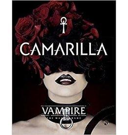 White wolf VAMPIRE: THE MASQUERADE: CAMARILLA HC