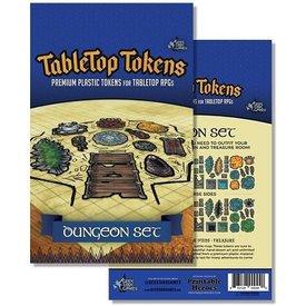 Geek Tank Games TABLETOP TOKENS DUNGEON SET