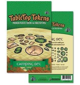 TABLETOP TOKENS CAMPING SET