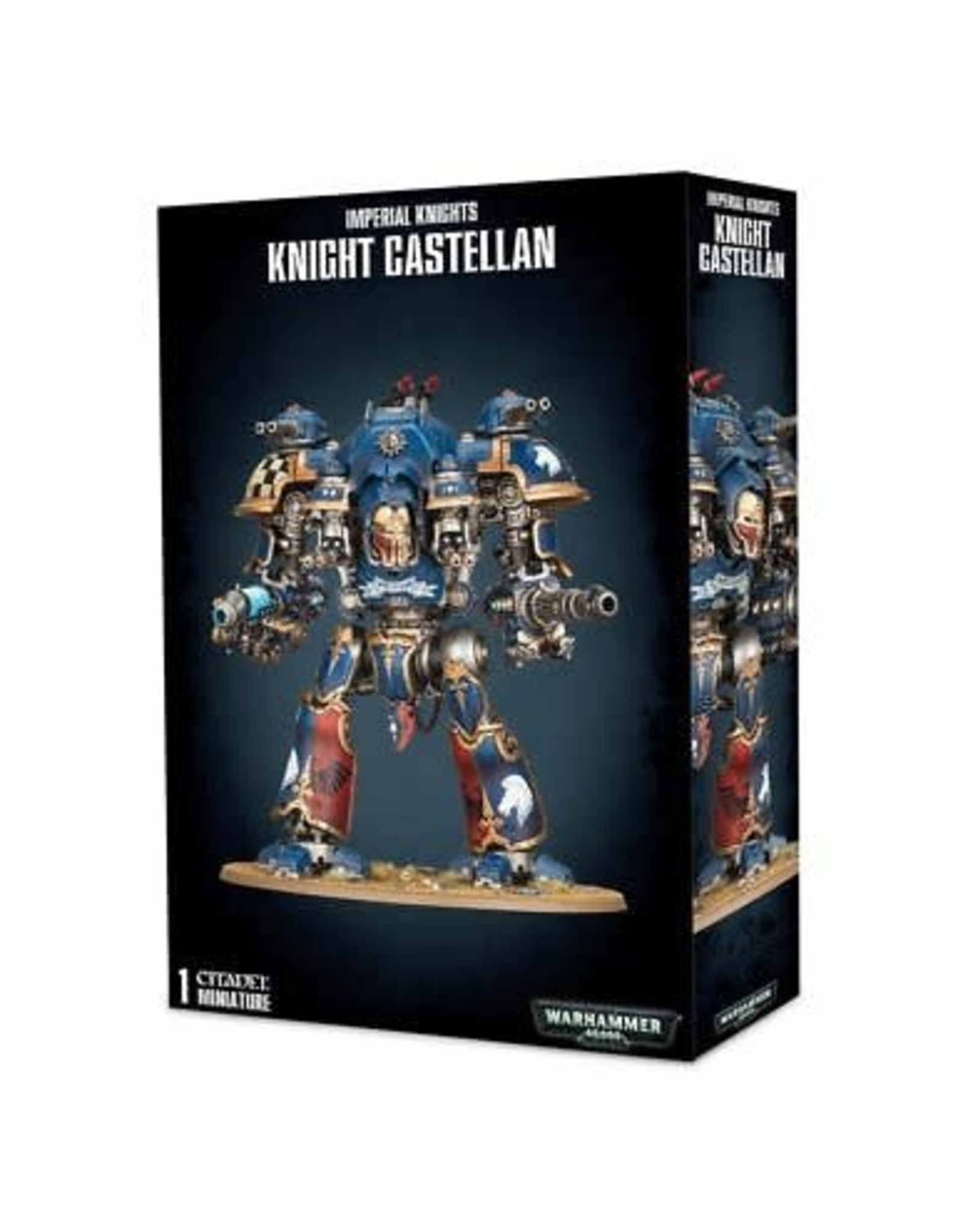 Warhammer 40k KNIGHT CASTELLAN