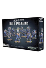Warhammer 40k MARK III SPACE MARINES