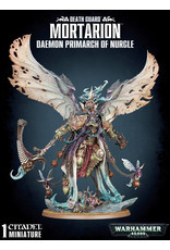 Warhammer 40k MORTARION: DAEMON PRIMARCH OF NURGLE