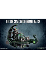 Warhammer 40k NECRONS CATACOMB COMMAND BARGE