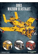 Warhammer 40k ORK WAZBOM BLASTAJET