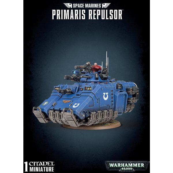 Warhammer 40k SPACE MARINES PRIMARIS REPULSOR