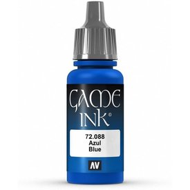 Vallejo VALLEJO: GAME COLOR BLUE INK 17ML